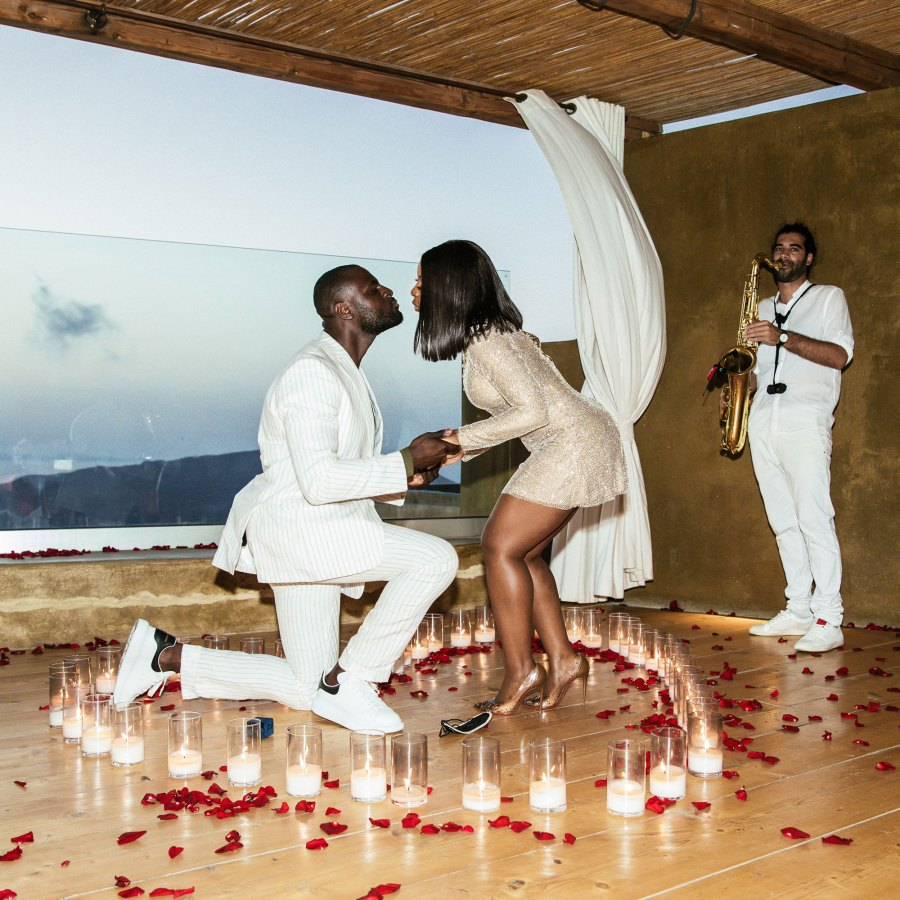 YouTuber Jackie Aina Gets Engaged to Denis Asamoah in Surprise Proposal