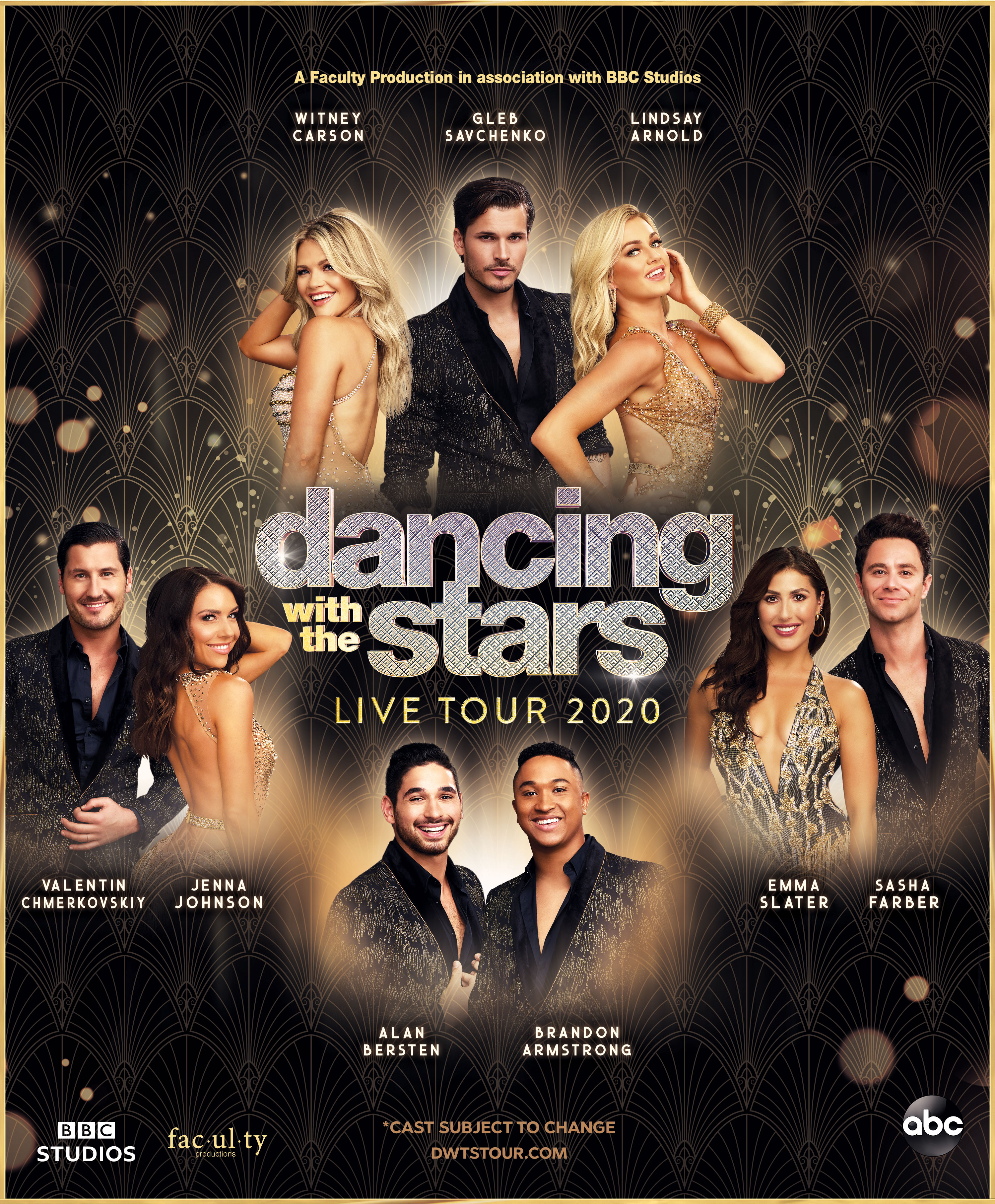 'Dancing With the Stars: Live Tour' Returns With Its Longest Run to Date