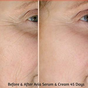 before/after serum
