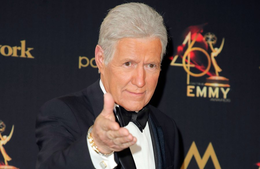 Alex Trebek Gives Update on Cancer Battle, Reveals He's Back in Chemo