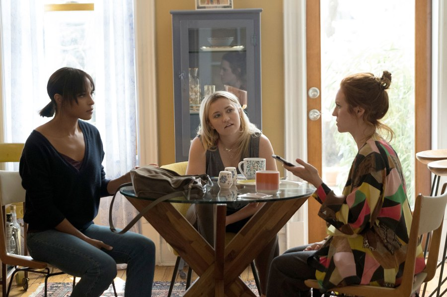 Fall TV Preview Almost-Family