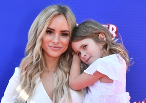 Amanda Stanton With Daughter Charlie