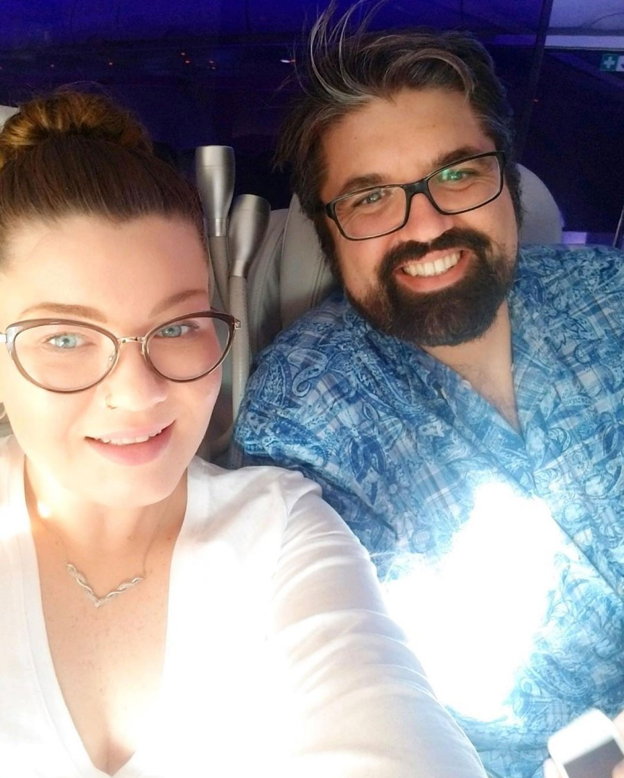 Andrew Glennon Releases Texts After Amber Portwood's Cheating Allegations