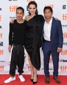 Angelina Jolie Talks Raising Teenagers