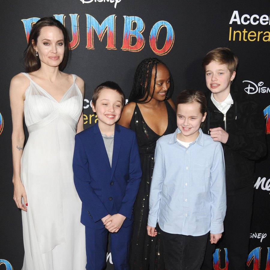 Angelina Jolie's Most Inspiring Motherhood Quotes: My Kids Are 'The Best Friends I Ever Had'