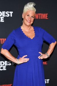 Anne Burrell: What's in My Bag?