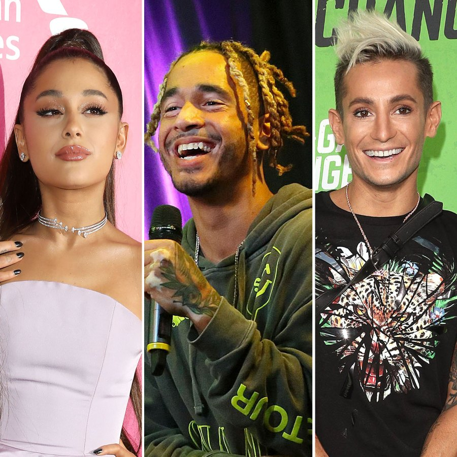 Ariana Grande Is Dating Mikey Foster Says Frankie Grande