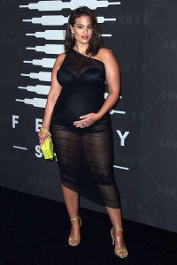 Ashley Graham's Baby Bump Album September 2019