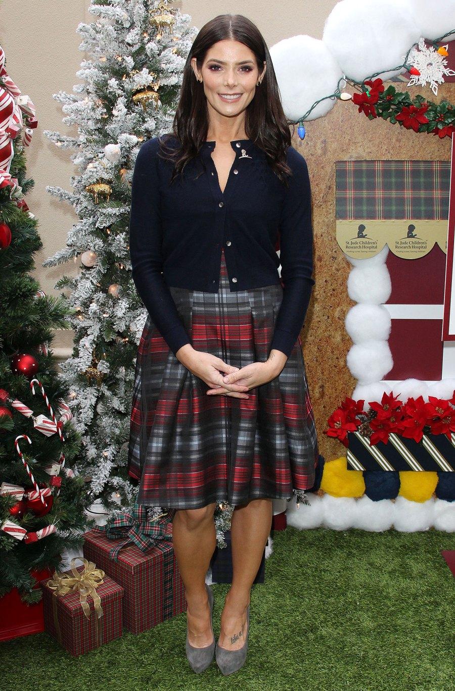 Ashley Greene An Unforgettable Christmas Hallmark Movies Christmas Gallery