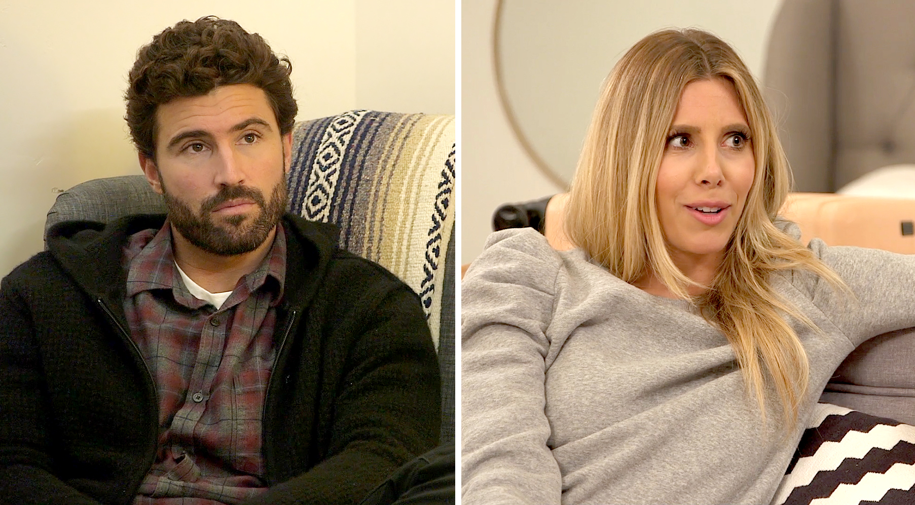 Brody and Ashley on The Hills