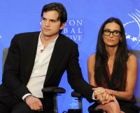 Ashton Kutcher and Demi Moore Stars Who Struggled to Conceive Gallery