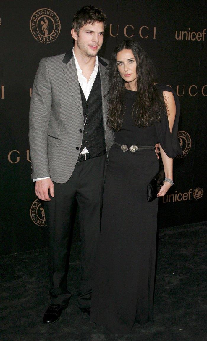 Ashton Kutcher and Demi Moore Threesomes Led to Breakdown of Marriage
