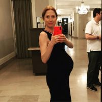 Baby Bump Hall of Fame Ellie Kemper