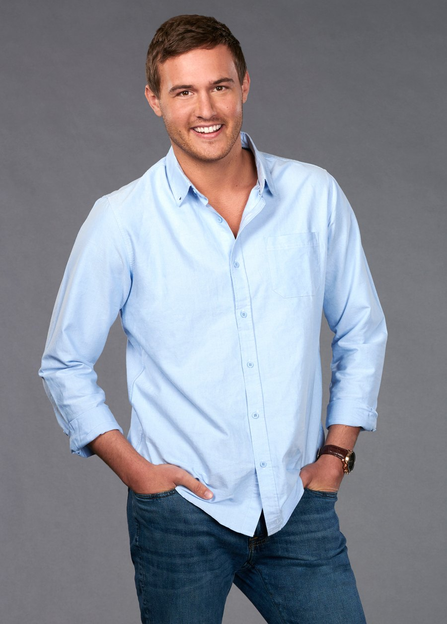 Bachelor Nation Reacts To Peter Weber As New Bachelor