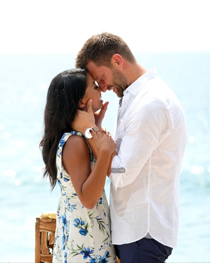 Bachelor in Paradise's Katie Morton and Chris Bukowski Gush Over Each Other on Instagram After Tense Finale