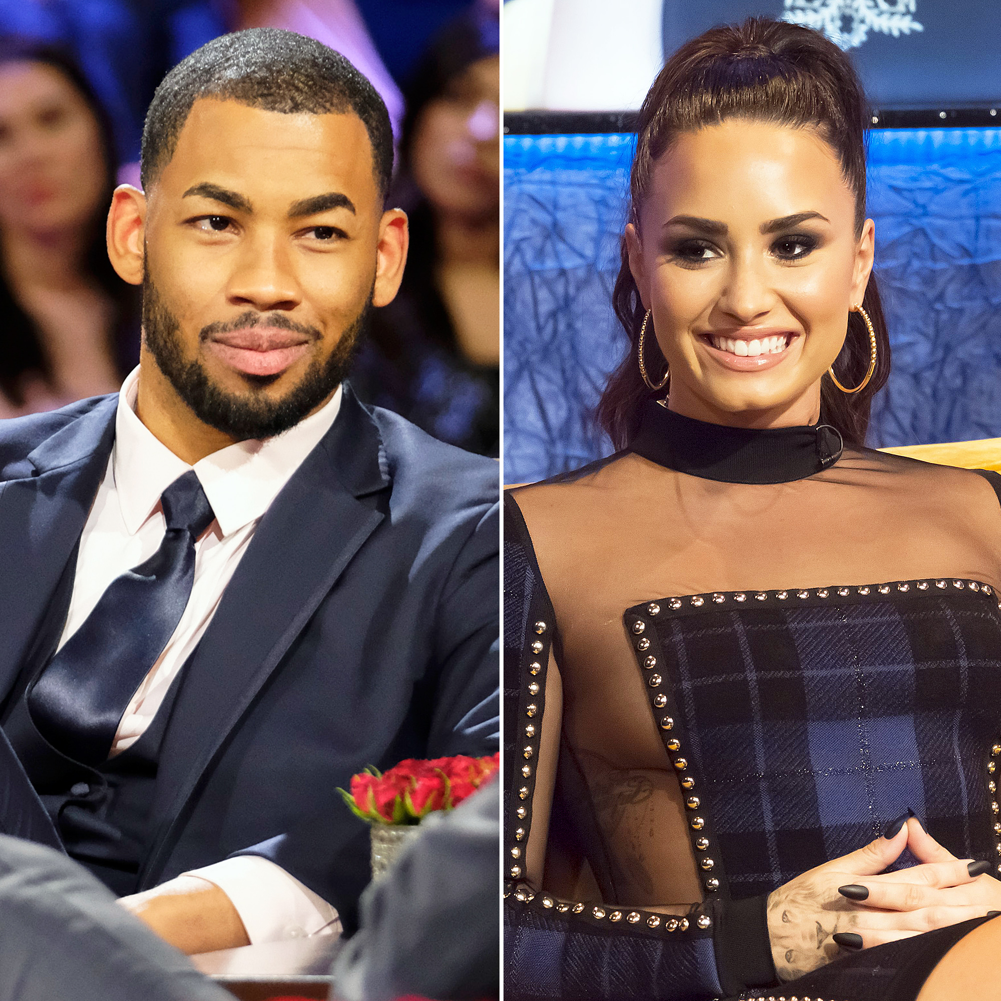Bachelor in Paradise Mike Johnson Reveals What He Has in Common With Demi Lovato