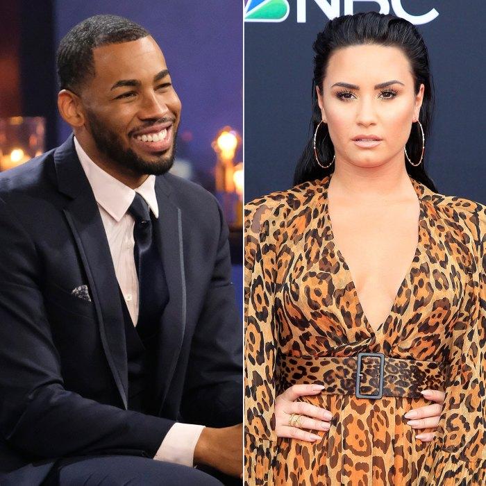 Bachelorette Mike Johnson Details Dream Date With Demi Lovato