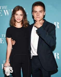 Barbara Palvin and Dylan Sprouse July 8, 2019