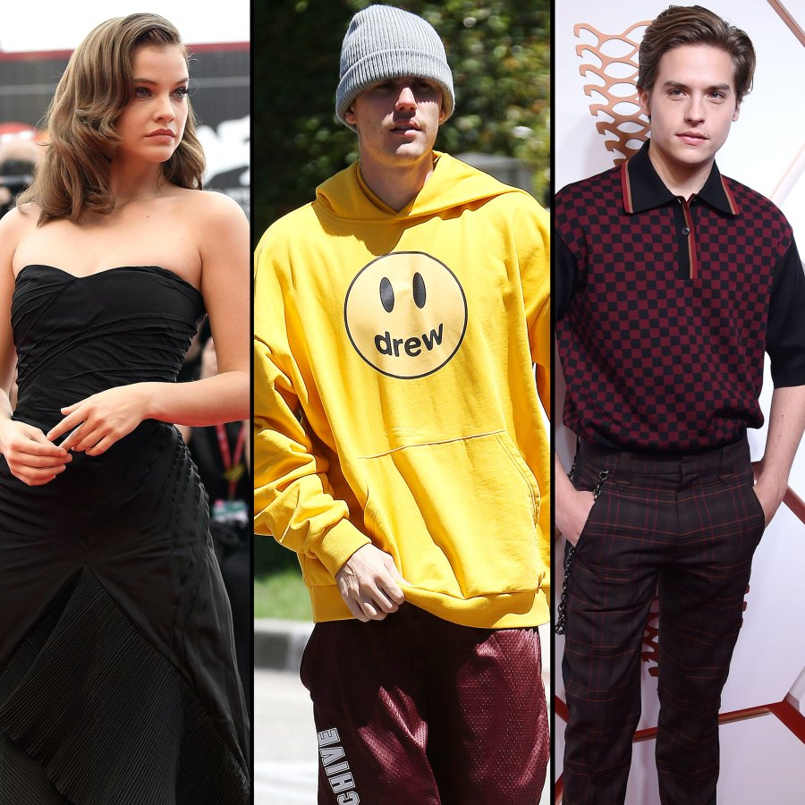Barbara Palvin Reacts to Ex Justin Bieber Comparing Himself to Dylan Sprouse