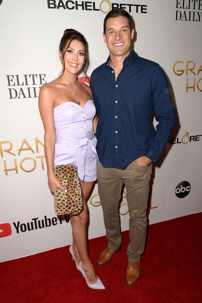 Becca Kufrin and Garrett Yrigoyen Life in the Spotlight.jpg