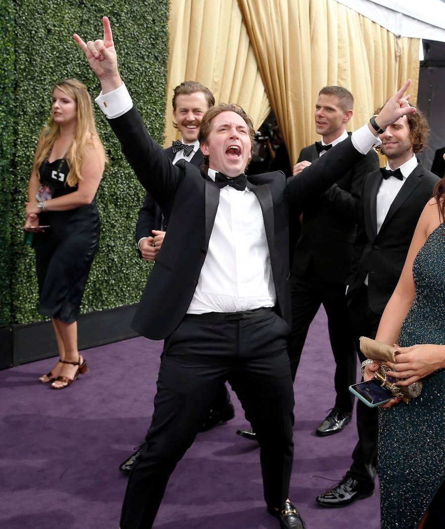 Beck Bennett What You Didn't See on TV Gallery Emmys 2019