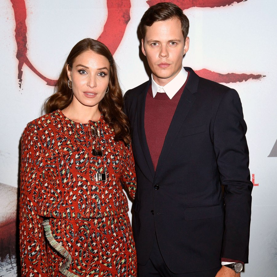 Bill Skarsgard Confirms He Welcomed Baby Girl 11 Months Ago With Alida Morberg