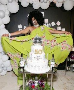 Billy Porter 50th Birthday Party September 18, 2019
