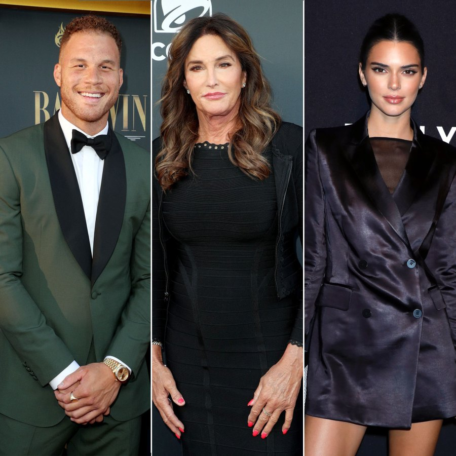 Blake Griffin Roasts Caitlyn Jenner for Giving Daughters 'Daddy Issues'