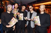 Boy Band B5 Us Weekly Most Stylish Party
