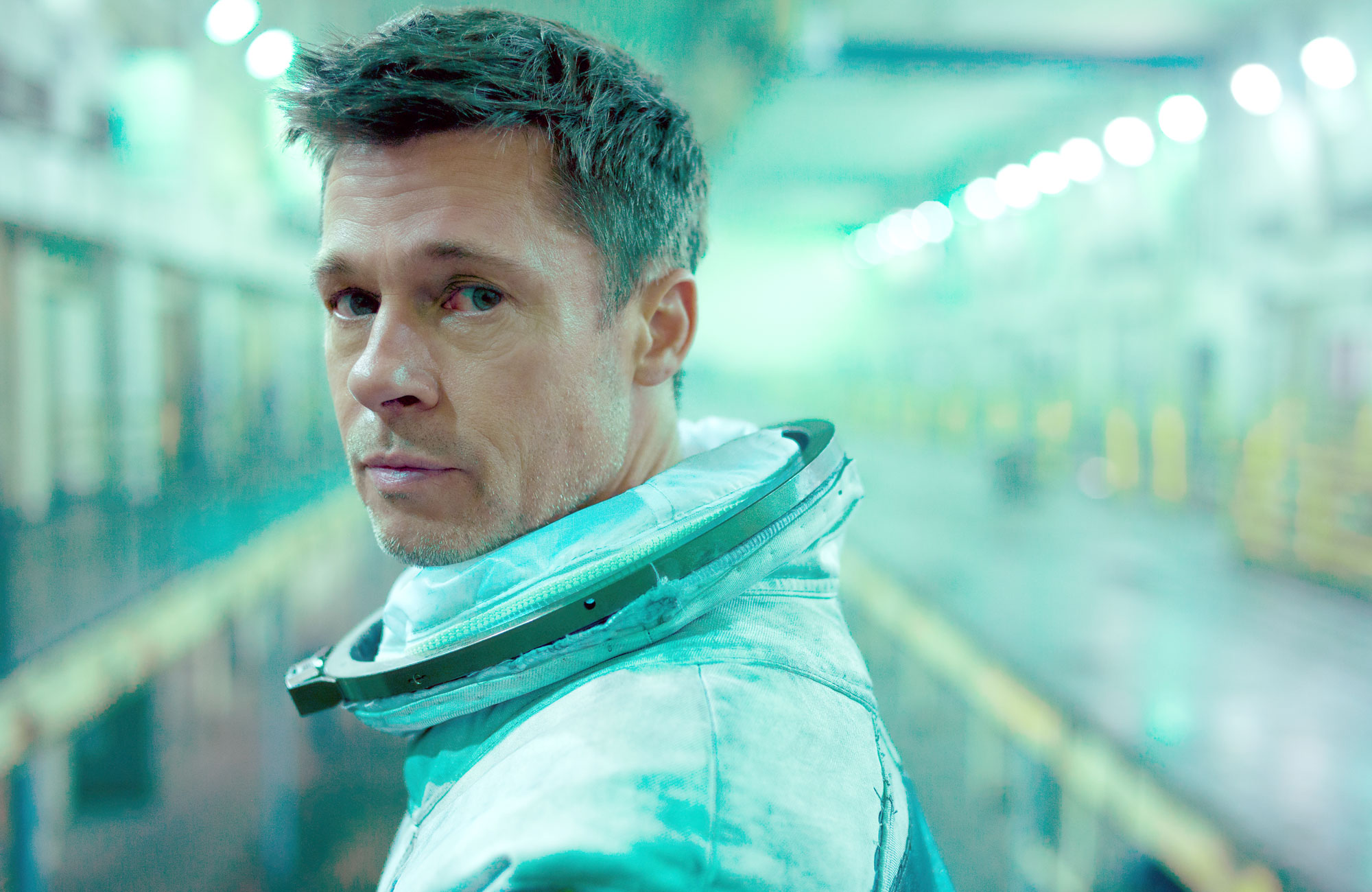 Ad Astra' Review: Brad Pitt Soars in Somber Space Drama