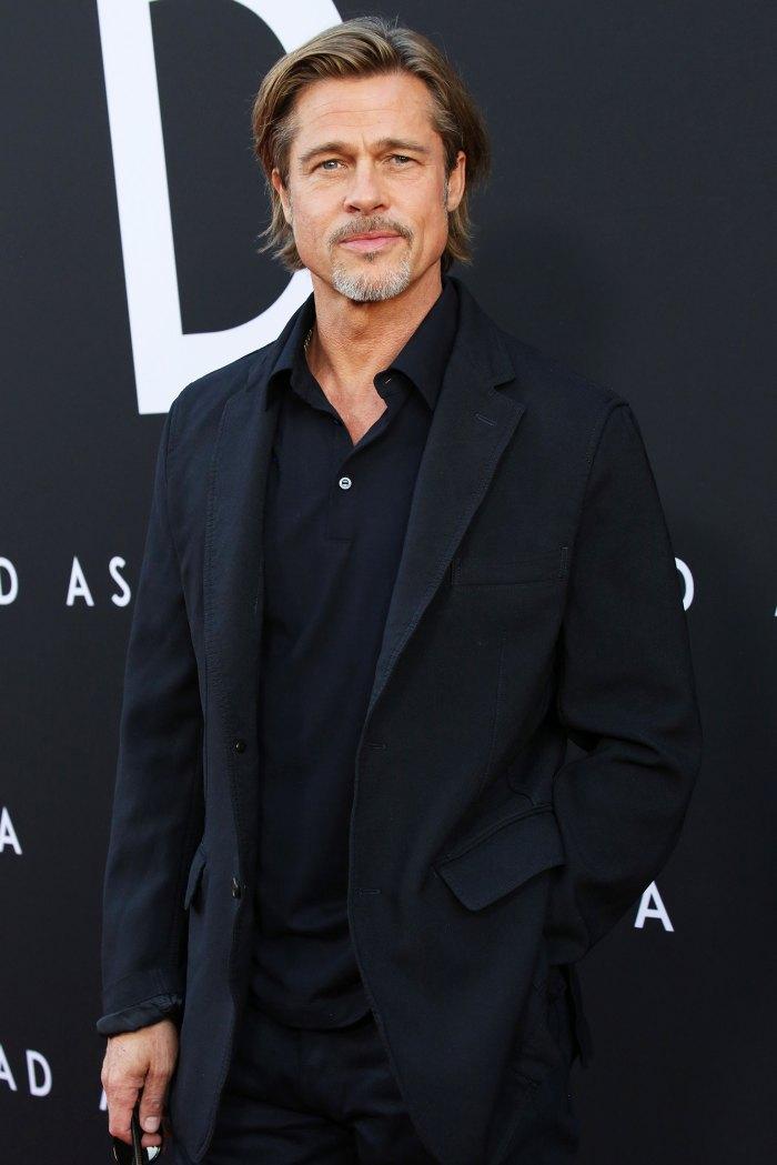 Brad Pitt Talks 'Friends' Appearance