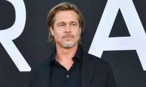 Brad Pitt On Life Post-Divorce
