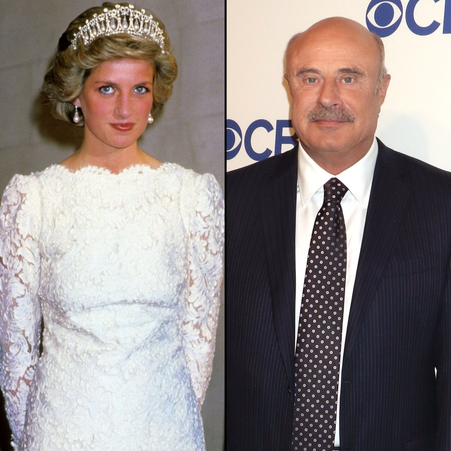 Car Accident Witness Investigate Princess Diana's Death on Dr. Phil