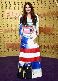 Carice van Houten Game of Thrones Slay Red Carpet Emmys 2019