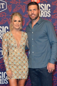 Carrie Underwood on Mike Fisher Critiquing Her Music
