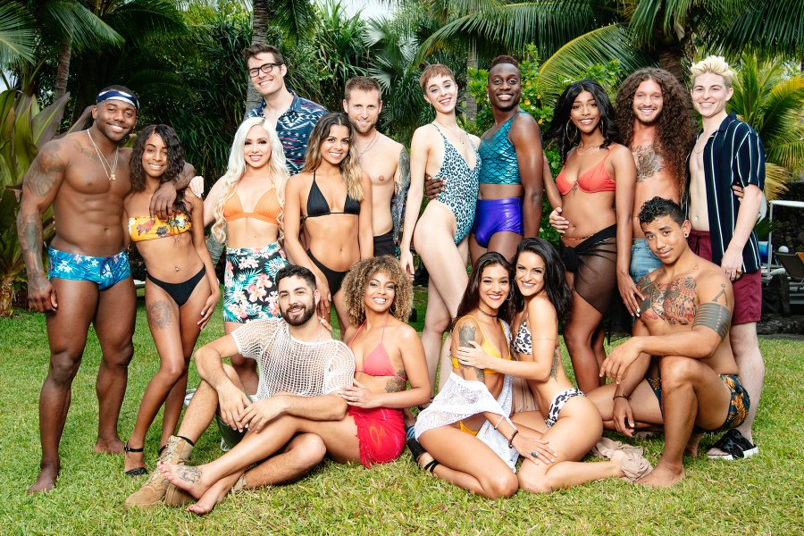 Cast MTV Are You The One Season 8