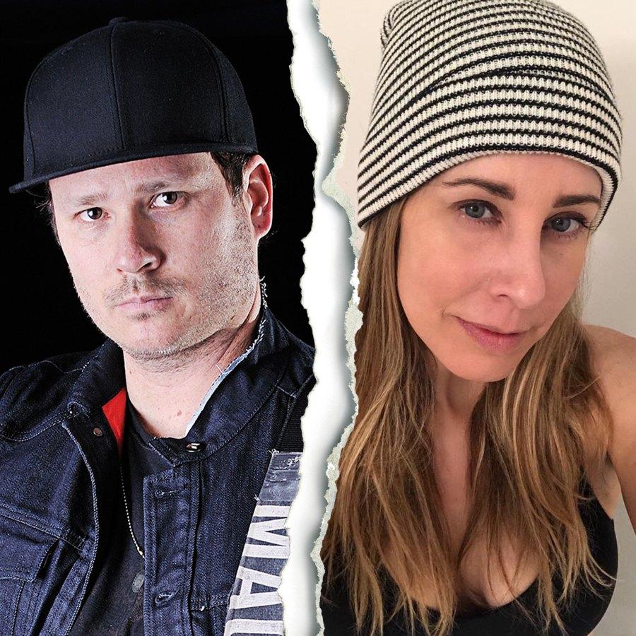 Celebrity Splits Tom and Jennifer DeLonge
