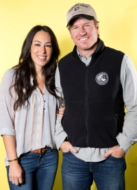 Chip Gaines and Joanna Gaines Talk Babies
