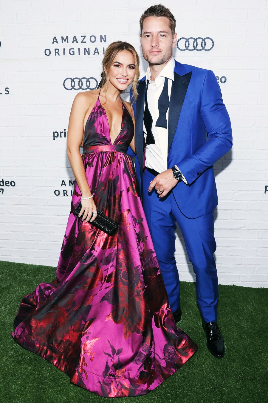 Chrishell Stause and Justin Hartley Amazon Emmys 2019 After Party