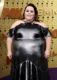 Chrissy Metz What You Didn't See on TV Gallery Emmys 2019