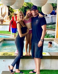 Christina Anstead, Ex Tarek El Moussa Celebrate Daughter's Birthday With Girlfriend Heather Rae Young Instagram