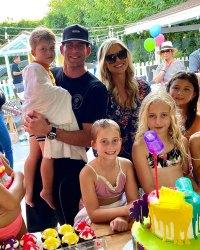 Christina Anstead, Ex Tarek El Moussa Celebrate Daughter's Birthday With Girlfriend Heather Rae Young Instagram