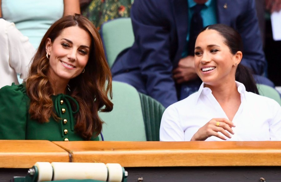 'Civil' Duchesses Kate and Meghan 'Will Never Be Best Friends'