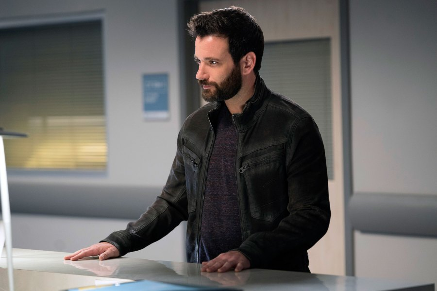 Colin Donnell as Dr. Connor Rhodes Chicago Med