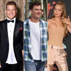 Colton Underwood Is Rooting for Tyler Cameron and Gigi Hadid