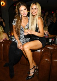 LeeAnne Locken and Jackie Goldschneider Us Weekly Most Stylish Party