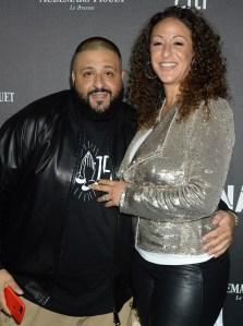 DJ Khaled Nicole Tuck Is Pregnant Baby No. 2