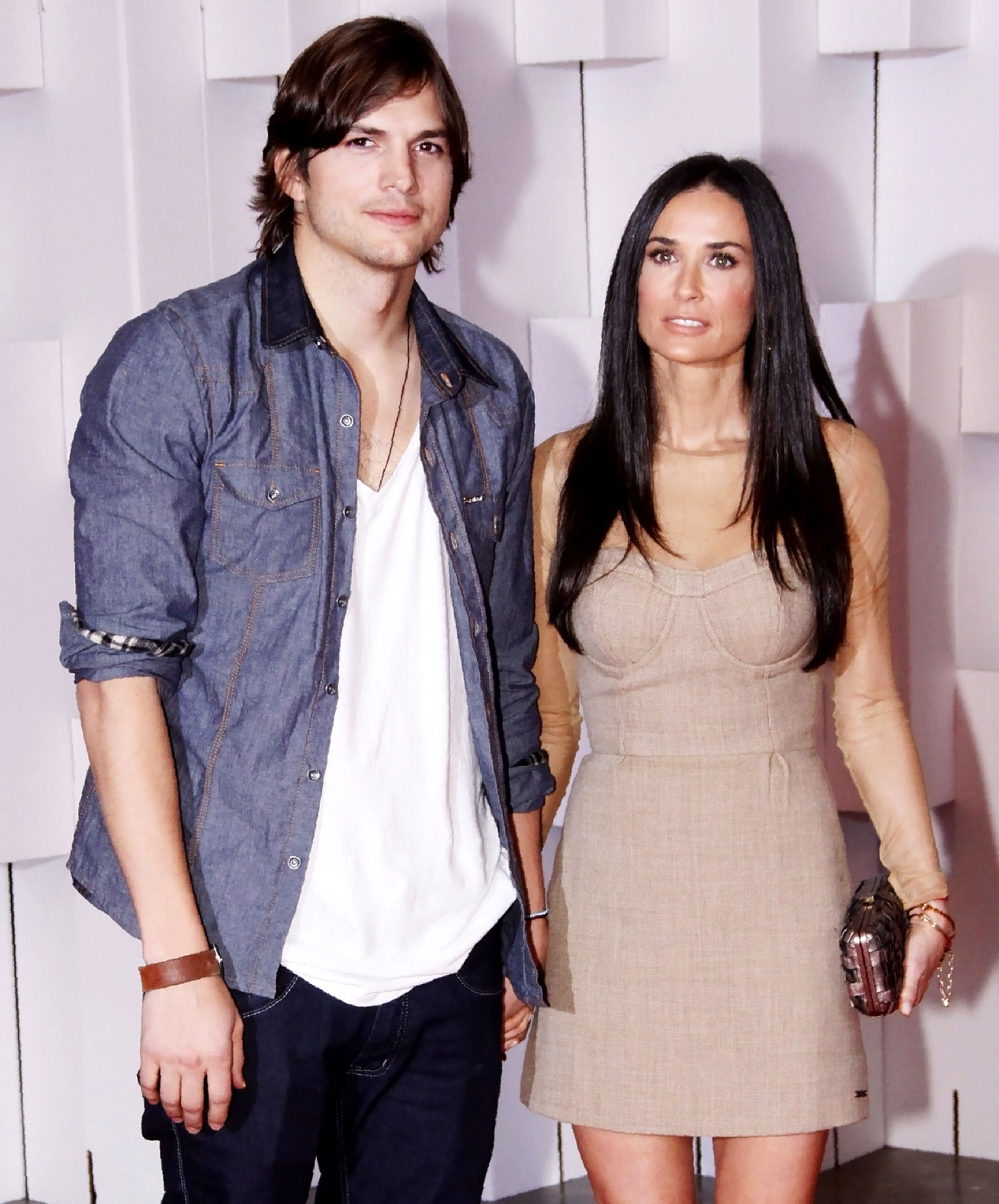 Demi Moore: I 'Lost' Myself After Splitting With Ashton ...