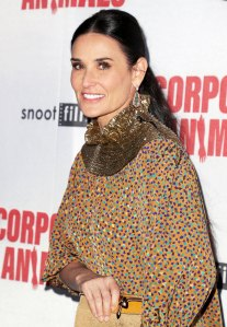 "Demi Moore ""Corporate Animals"" Premiere September 18, 2019"