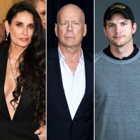 Demi Moore Talks Exes Bruce Willis Ashton Kutcher
